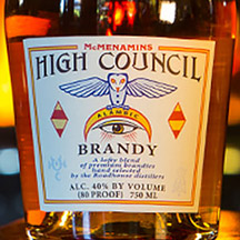 High Council Brandy *NEW