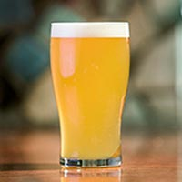 All Natural Blonde Nitro Cream Ale