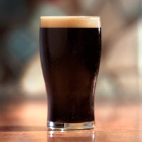 Back to Basics Nitro Milk Stout
