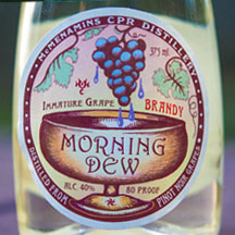 Morning Dew Brandy