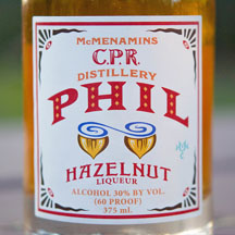 Phil Hazelnut Liqueur